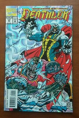 Deathlok (July 1993 1st Series) #25