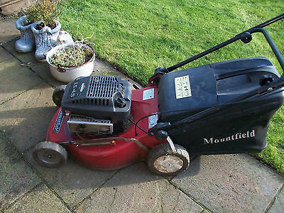 Mountfield SP464 Mower (Briggs & Stratton Classic 35 Engine) Good Condition £125