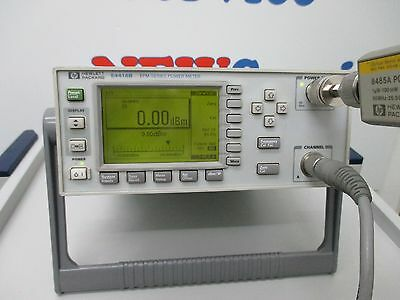 HP E4418B Power Meter