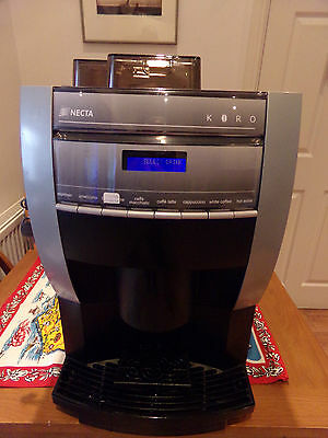Necta Koro Bean To Cup Commercial Coffee Machine