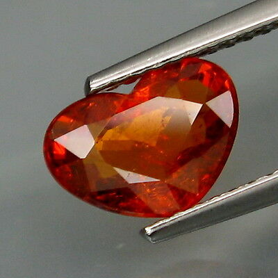 SPESSARTINE GARNET NATURAL MINED UNTREATED 2.05Ct  MF8469
