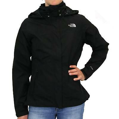 The North Face Sangro Jacke Regenjacke Wanderjacke Outdoor Damen Schwarz A3X6JK3