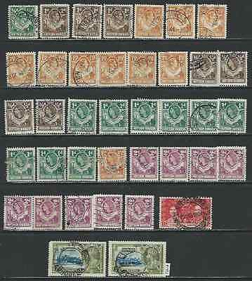 #7452 RHODESIA Clearance Lot Used