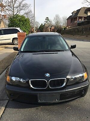 2005 BMW 3-Series  2005 BMW 325I clean title and great car! Must see