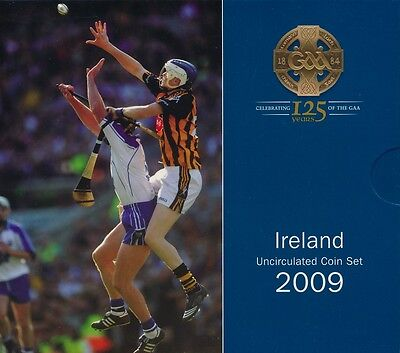 "Irland KMS 2009 ""125 YEARS GAA"""