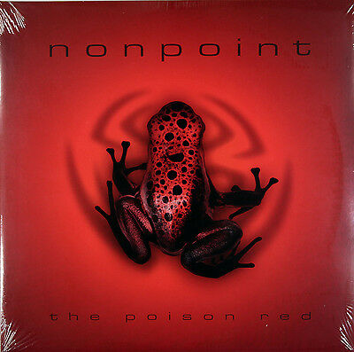 Nonpoint - The Poison Red (2 x Vinyl LP) New & Sealed