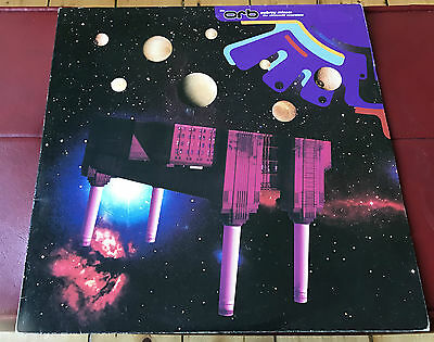 The Orb - Aubrey Mixes:The Ultraworld Excursions (Vinyl)