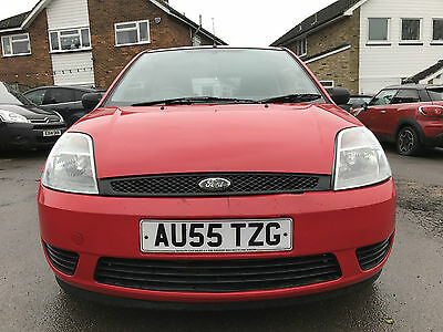 2005 Ford Fiesta Style Red 114k miles SPARES OR REPAIR