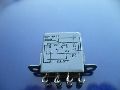 ELLIOTT  RL7632G41   Relay