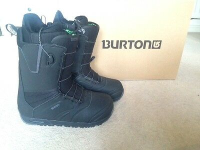 Burton Ruler snowboard boots UK11