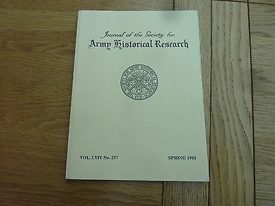 1981 Army Historical Research Book - Campaign In Portugal 1762 Article
