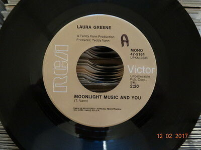 Northern Soul ; Laura Green / Moonlight , Music & You ( R.c.a. )