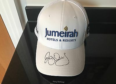 Titleist Cap Signed By Rory McIlroy!!