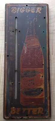 Pepsi Cola Vintage Advertising Thermometer Old!!!!