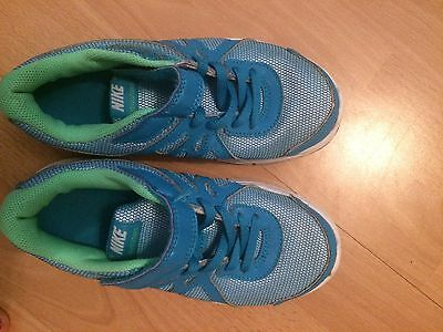 Size 13 Blue Nike Revolution 2 Trainers