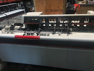 Bell & Howell Mailstar 500 Inserter Mailcrafter, Pitney Bowes, Kirk Rudy, Secap