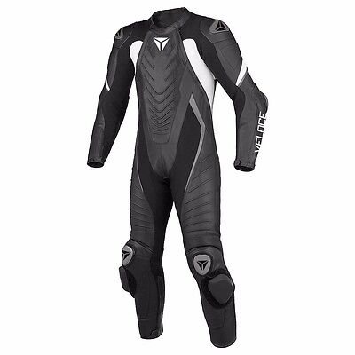 New VELOCE B19 motorbike / Motorcycle Racing Leather Suit - One Piece Suit