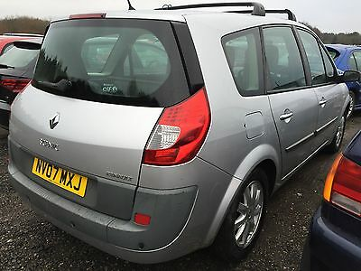 2007 Renault Grand Scenic Dynamique  Vvti 7 Services, May Mot, 7 Seats Nice Spec