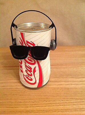 Vintage 1980S Dancing Interactive Diet Coke Can + Shades