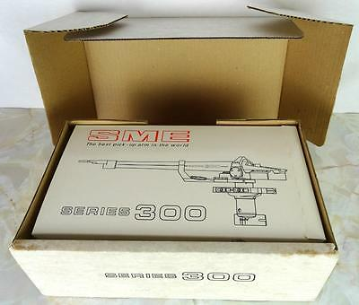 SME SERIES 309 TONEARM COMPLETE WITH DOUBLE-BOX, PACKAGING, WARRANTY CARD etc.