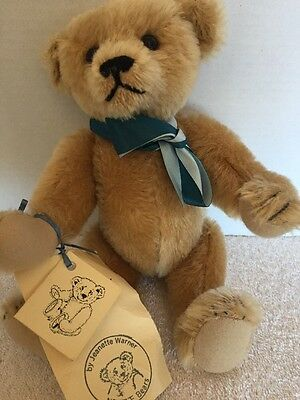 "Vintage Nettee 10-1/2"" Growler ""Little Bear"" By Jeanette Warner"
