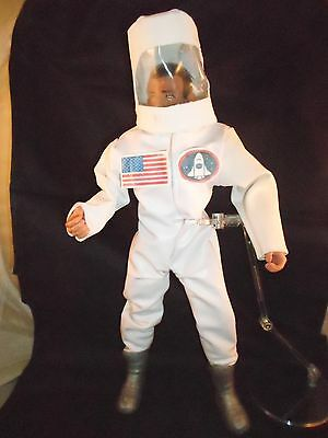 Astronaut Doll Clothing Set For Ken·max Steel·or Other 1/6 Male Figures Hottoy