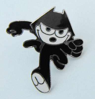 FELIX THE CAT running fast pin mint licensed from FRANCE L@@K