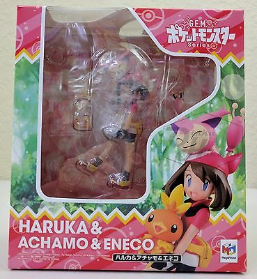 Pokemon - G.E.M. Series Haruka, Achamo, and Eneko by MegaHouse