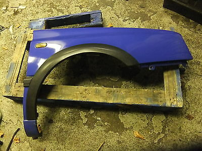 Vw Golf Mk3 Jazz Blue Colour Concept O/s Right Wing