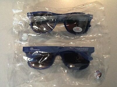 Lot of 2 NEW Hornitos Tequila / Chicago Cubs Sunglasses