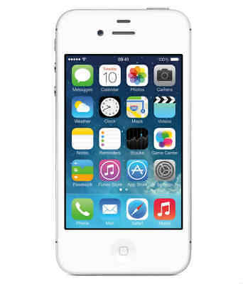 New Apple iPhone 4s - 16GB - White (Factory Unlocked)