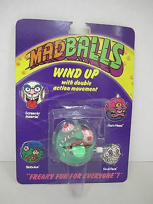 """1986 MAD BALLS - """"SLOBULUS"""" Wind Up with Double Action Movement -"""
