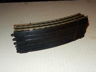 Lionel Pre-War '00' Gauge Curves- Pack Of 6- Still Factory Strapped- New - H55