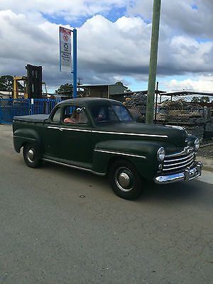 1948 Ford Other Pickups Original Australian deluxe coupe utility