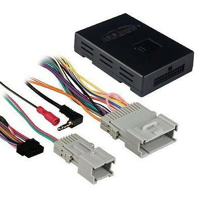 Axxess Metra GMOS-04 OnStar Interface for Amplified GM Car Audio Systems - NEW