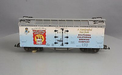 USA Trains S16308A G Screaming Lobster (Special) Reefer Car - Metal Wheels