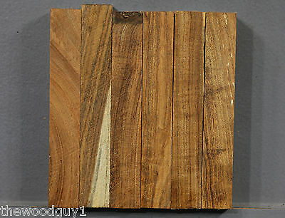p3503 -      African TAMBOOTII - Pen Blanks - Kiln Dried