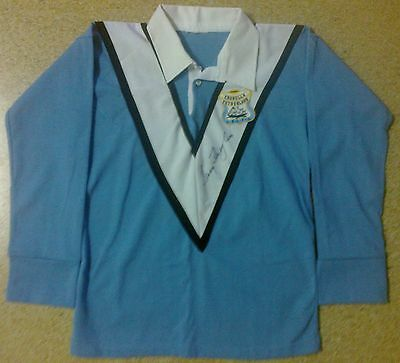 Signed 1967 Cronulla Sharks Retro Jersey (New) With Proof