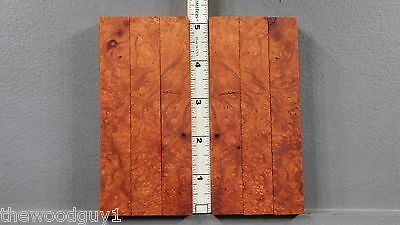 p3703 -     MADRONE BURL -  - Pen Blanks - Cooked and Stabilized