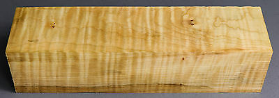 x0445  -           CURLY MAPLE Turning/Craftwood -  Kiln Dried