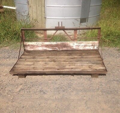 Farm Tractor Implement 3pl Carry All