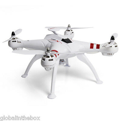 BAYANGTOYS X16W WiFi Brushless Motor Quadcopter FPV 2.0MP 2.4G 4CH 6-Axis Gyro