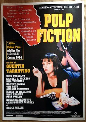 PULP FICTION - pellicola in 35mm