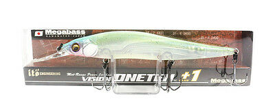 Megabass Vision 110 Oneten 1 Feet Suspend Lure Lure GLX Spring Reaction (2219)
