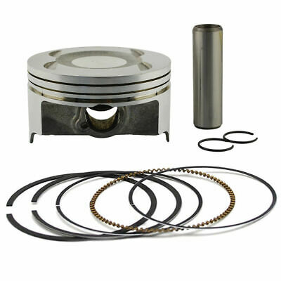 Piston Rings Pin Kit for Kawasaki KLX300 KLX300R 1997~2008 STD Bore Size φ78mm