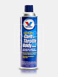 Carb Cleaner 500ml Carburettor Clean Aerosol Trade Cleaners Spray - Valvoline