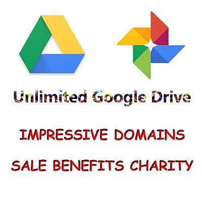 Google Drive Unlimited Storage with IMPRESSIVE DOMAINS! | 100% Lifetime Access