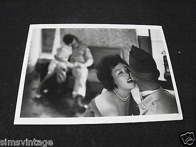 Unusual Weird B Postcard Tae Song Dong South Korea 1961 Soldiers