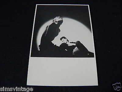 Unusual Weird Postcard photo by Tobias Claude Sensuell paris 1952  Mens Art