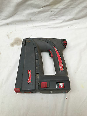 ARROW CT50 10.8v Cordless Lithium Ion Battery Staple Gun 40shots a min UNTESTED